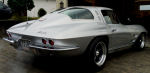 Corvette C2 1963 Split Window